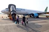 Bamboo Airways autorisée à effectuer des vols directs vers le Royaume-Uni à partir de mai