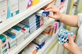 Les produits pharmaceutiques européens importés augmentent fortement