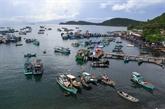 Un nouveau décret sur l'exploitation efficace des ressources marines