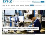 Un journal allemand souligne le dynamisme du marché vietnamien