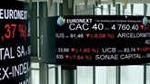 La Bourse de Paris finit le vent en poupe grâce aux espoirs de reprise