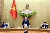 Le PM préside la réunion de mars du gouvernement