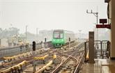 Hanoï recevra le projet de la ligne ferroviaire urbaine Cat Linh - Hà Dông