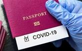 La mise en place d'un passeport vaccinal doit se faire étape par étape