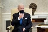 COVID-19 : attention à ne pas rouvrir trop vite, exhorte Biden