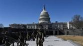 Le Capitole américain sous sécurité renforcée face à la menace d'une