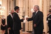 Le Vietnam est un partenaire important de lArgentine en Asie - Pacifique