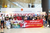 Laéroport de Vân Dôn accueille les premiers vols après son réouverture