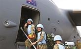 Les Vietnamiennes au cœur des opérations de paix de l'ONU
