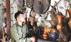 Le petit musée et le grand rêve dun homme de lethnie Ca Dong