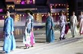 La Semaine de l'Ao dài 2021 en l'honneur de la Journée des femmes