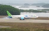 Bamboo Airways rouvre sa ligne Hô Chi Minh-Ville - Vân Dôn