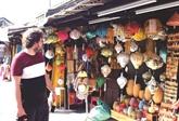 Les lampions, emblems de la vieille ville de Hôi An