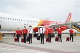 Vietjet reçoit une certification internationale de la part d'Airline Ratings