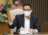 COVID-19 : le vice-PM Vu Duc Dam exige une vaccination sûre et efficace