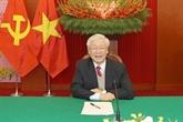 Félicitations d'amis internationaux pour le SG et président vietnamien Nguyên Phu Trong