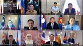 Le Vietnam à une réunion du Comité mixte de coopération ASEAN - Chine