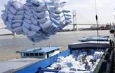 Le Vietnam table sur une hausse des exportations de riz en 2021