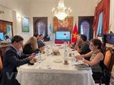 Présentation de la situation du Vietnam à la presse argentine