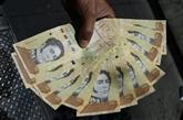 Face à l'inflation de 3.000%, des billets d'un million de bolivars