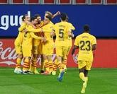 Le Barça se refait une santé avant Paris