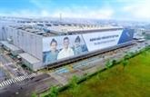 Samsung mise sur le Vietnam, son