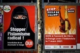 La Suisse vote sur l'initiative anti-burqa