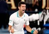 Tennis : Novak Djokovic est le