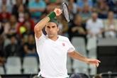 Tennis : après treize mois d'absence, le grand retour de Federer à Doha