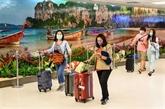 La Thaïlande se concentre sur le développement du marché touristique domestique