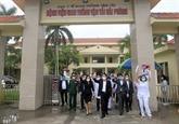 L'Hôpital des transports de Hai Phong rouvre ses portes