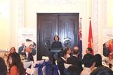 Célébration des 48 ans des relations diplomatiques Vietnam - Australie à Hô Chi Minh-Ville