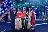 Vietjet accompagne Miss Monde Vietnam 2021 pour promouvoir ''la vitalité du Vietnam''