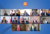 Le Comité mixte de coopération ASEAN - Inde tient sa 21e réunion