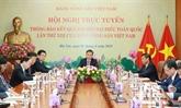Le Vietnam accorde la priorité à la solidarité particulière avec le Laos