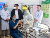 Huit localités ont terminé la première phase de vaccination