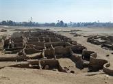 L'Égypte s'apprête à lever le voile sur une ville enfouie depuis 3.000 ans