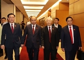 La nouvelle équipe dirigeante vietnamienne inspire la confiance