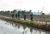 L'armée joue un rôle important dans la lutte contre le COVID-19