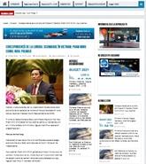 Des médias roumains confiants dans le développement des relations avec le Vietnam
