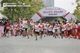 Ouverture du 4e Marathon international Techcombank 2021