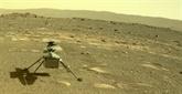 Mars : la NASA retarde le vol de l'hélicoptère Ingenuity après un problème technique