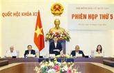 La 5e réunion du Conseil national des élections