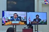 Promouvoir la coopération bilatérale et multilatérale