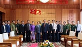 Renforcer le partenariat décentralisé Vietnam - Laos