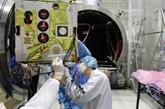 Le satellite vietnamien NanoDragon prêt au lancement
