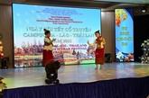 Le Nouvel An du Cambodge, du Laos et de la Thaïlande fêté à Vung Tàu