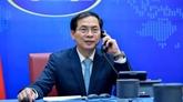 Renforcement des relations Vietnam - Brunei