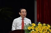 Hô Chi Minh-Ville se concentre sur le règlement des problèmes urgents