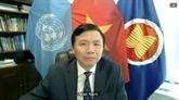 Le Vietnam à la réunion virtuelle du Conseil de sécurité sur la situation au Kosovo